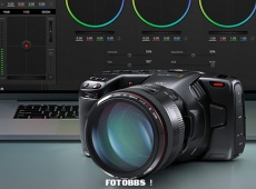 Blackmagic Design的Pocket Cinema Camera 6K售价为1,995美元